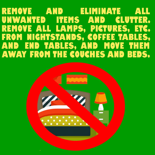 Bed Bug Pest Control Exterminator Step 3
